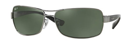 6694ed59ba Authentic Ray-Ban Rb3379 Prescription Sunglasses