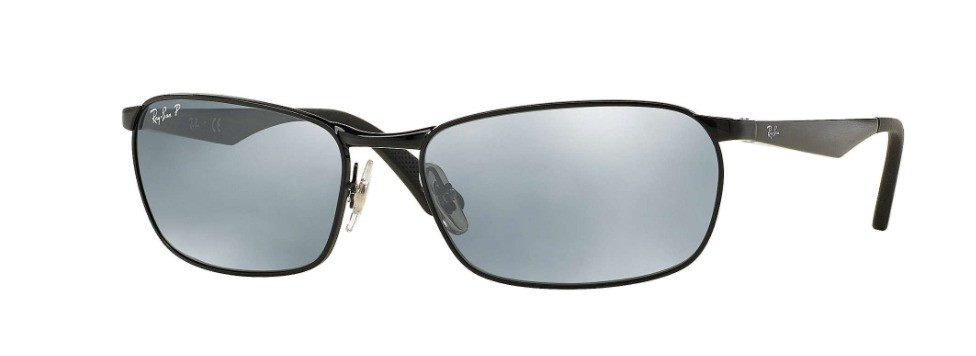 dc7cbd90140 Authentic Ray-Ban Rb3534 Prescription Sunglasses