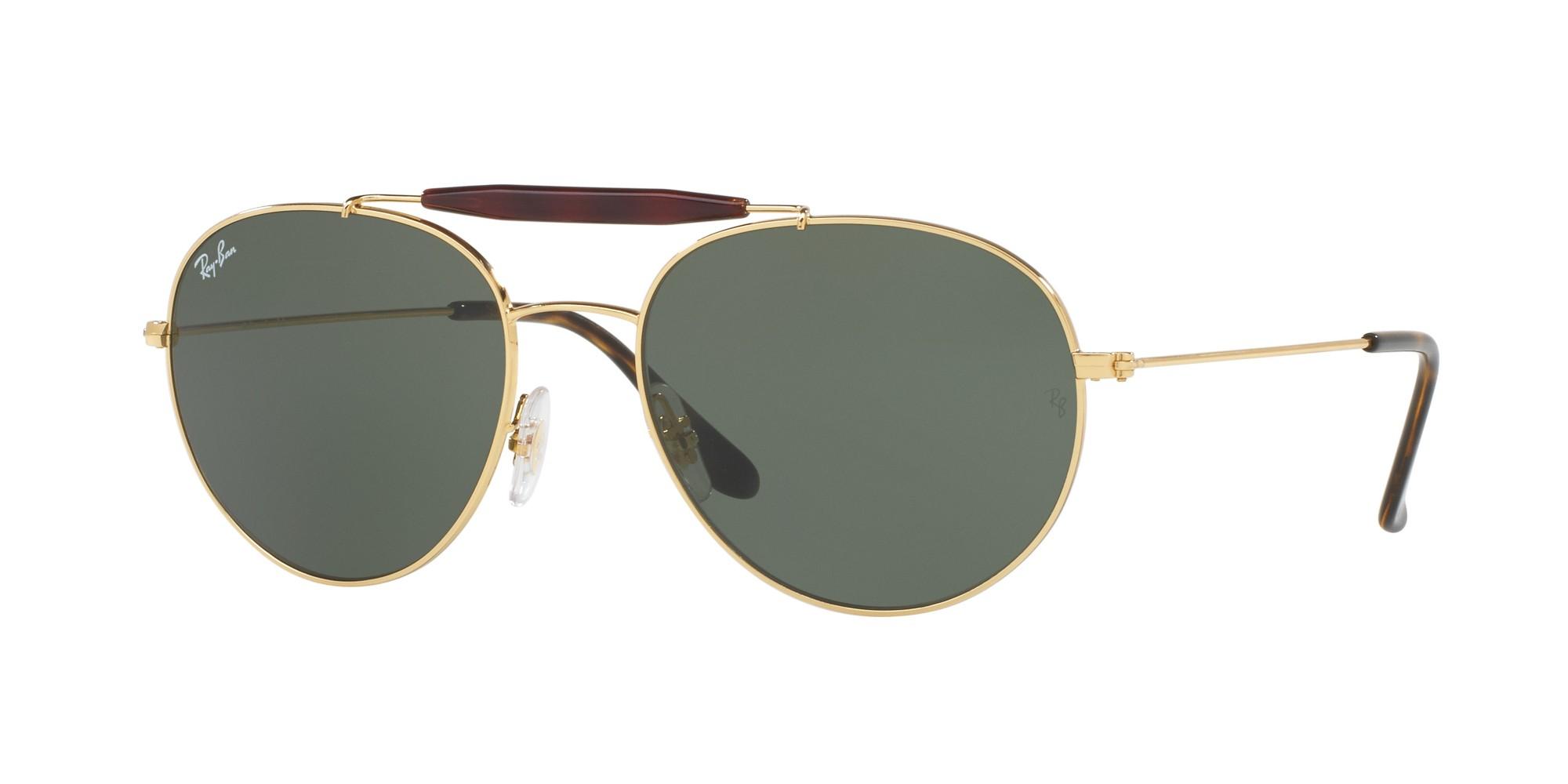 8eac10ccec982 Authentic Ray-Ban Rb3540 Prescription Sunglasses