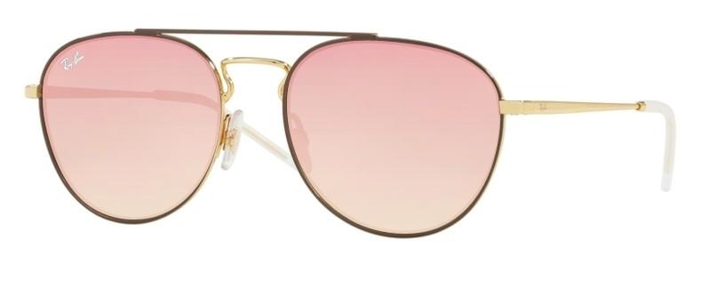 02be1436135 Buy Custom RB3589 Ray-Ban Prescription Sunglasses Online - Sunberry RX